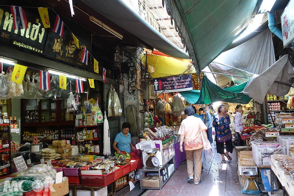 泰國 曼谷 中國城 傳統市場