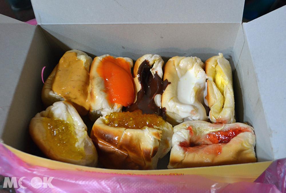 泰國 曼谷 中國城 美食 烤麵包