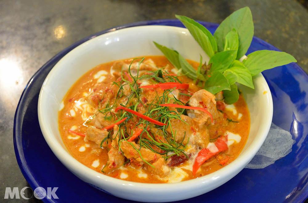 泰國 曼谷 料理教室 廚藝 泰菜  Blue Elephant
