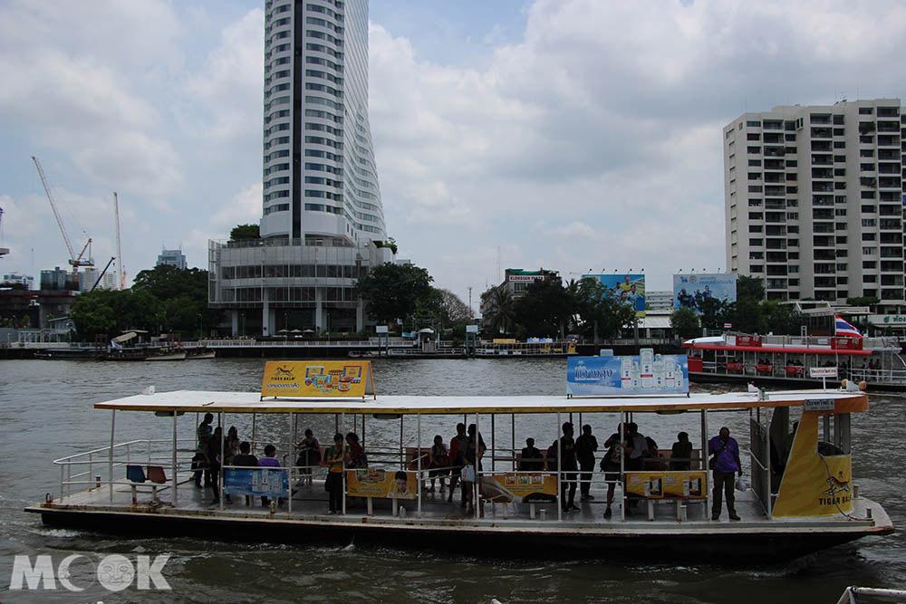 泰國 曼谷 昭披耶河畔 The Jam Factory 交通船 N3