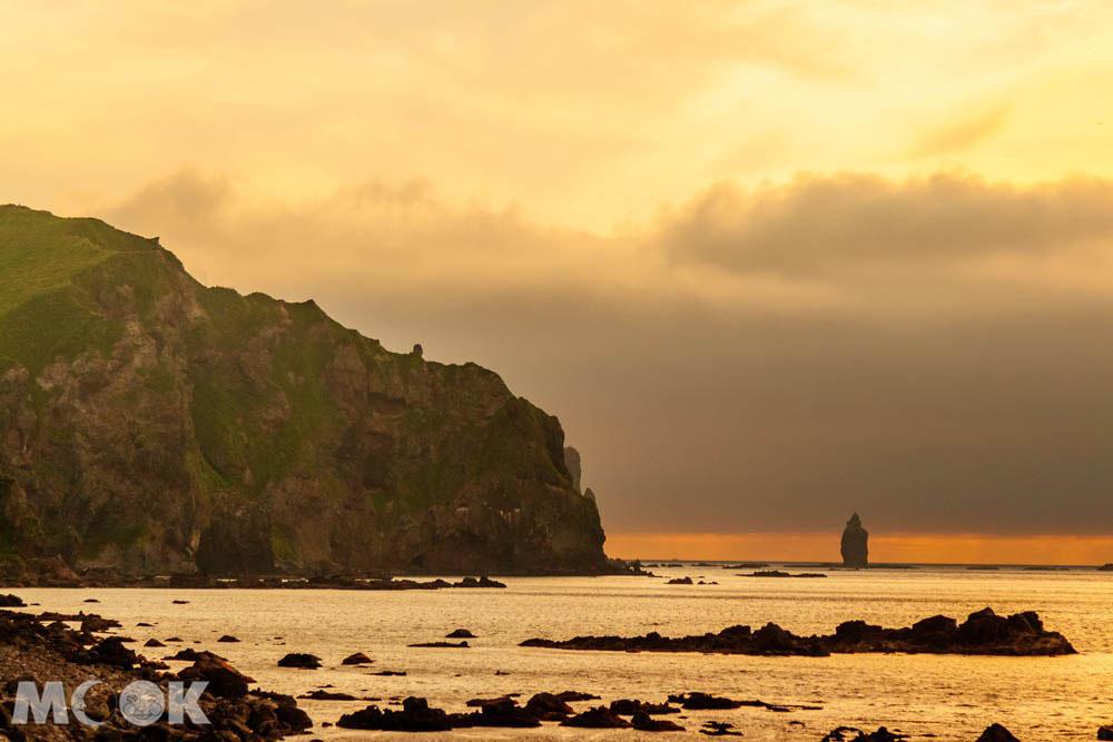 北海道積丹半島的神威岬