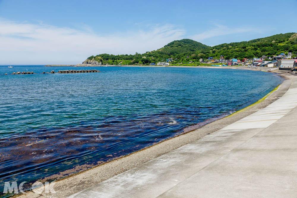 北海道積丹的海岸