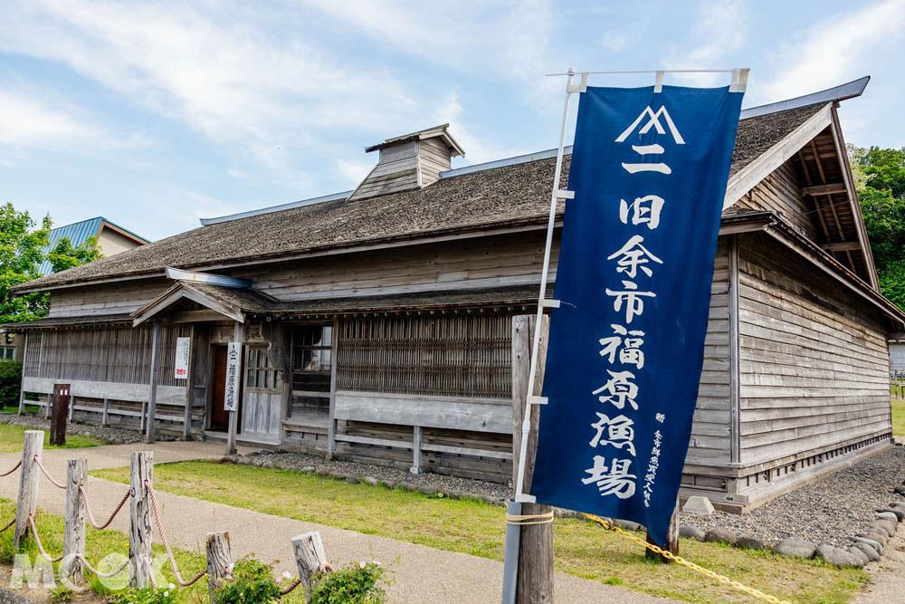 北海道余市的舊余市福原漁場