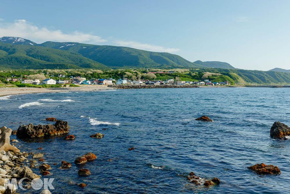 北海道積丹半島的風景