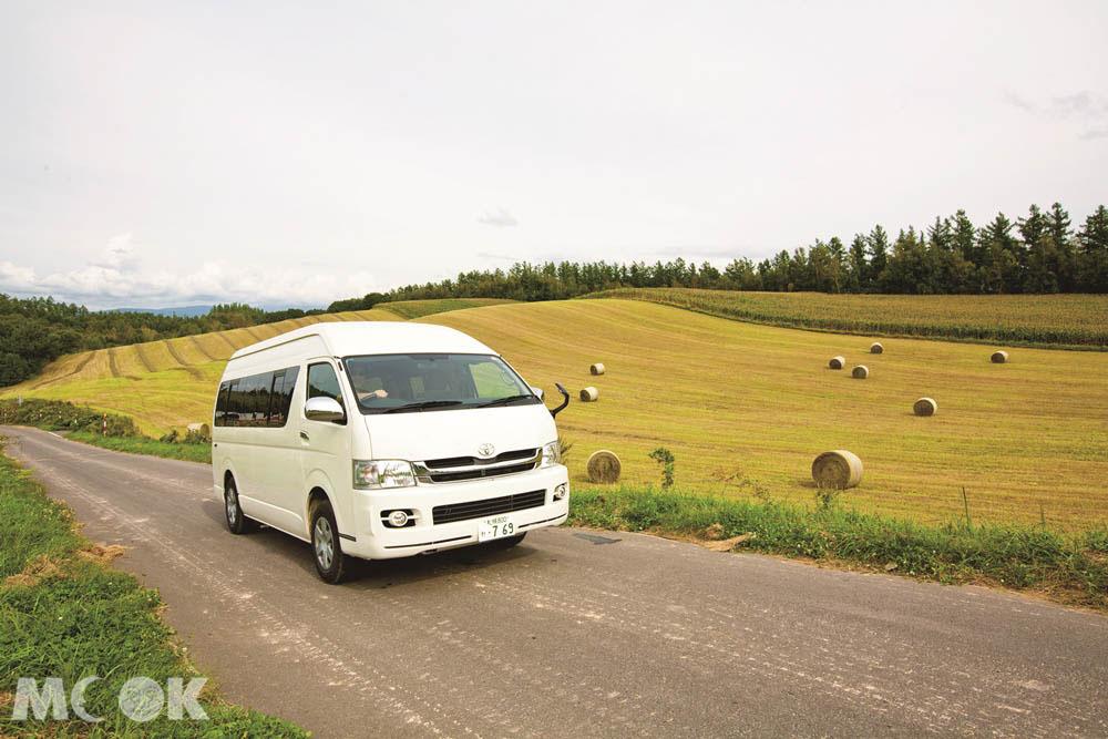 北海道自駕圖