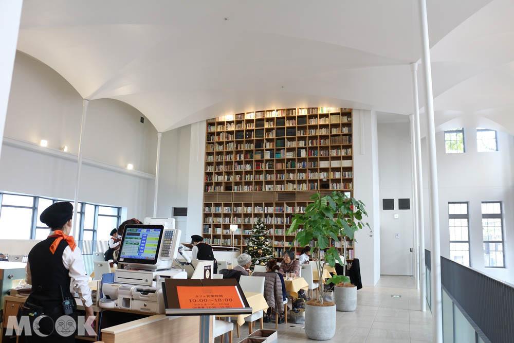 北菓樓札幌本館內用咖啡廳