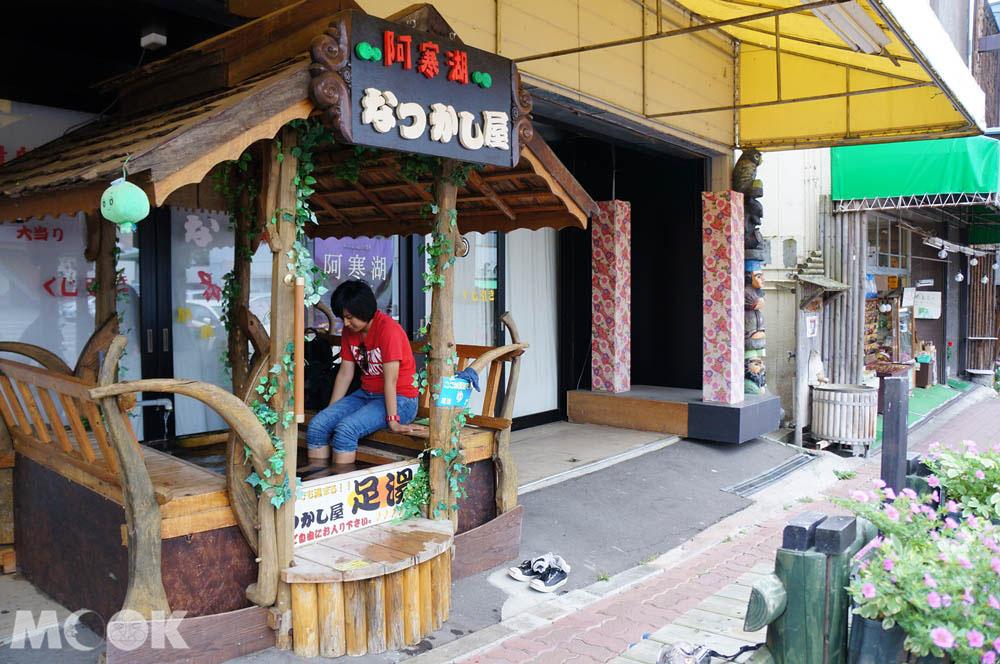 北海道阿寒湖溫泉街