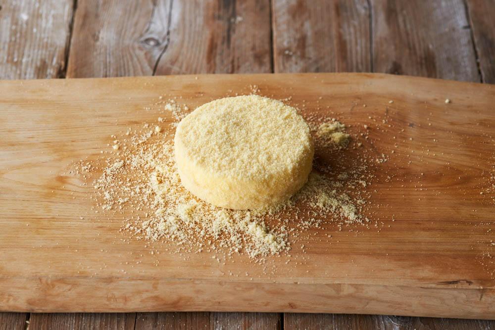 北海道小樽LeTAO的雙層乳酪蛋糕