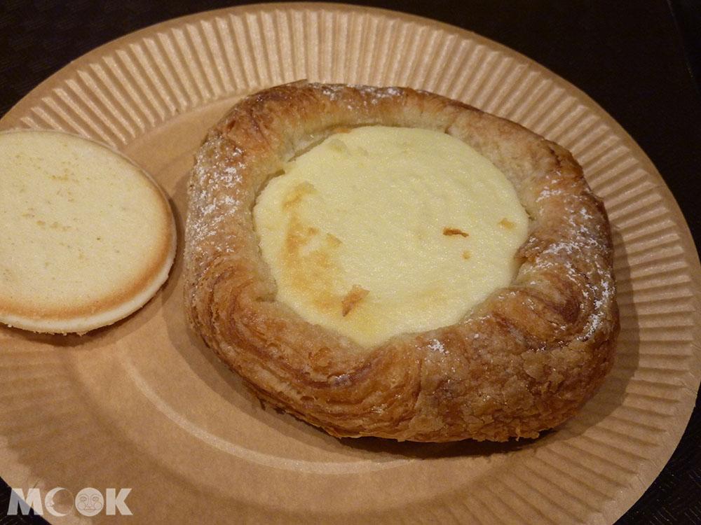 小樽DANI LeTAO的乳酪丹麥麵包
