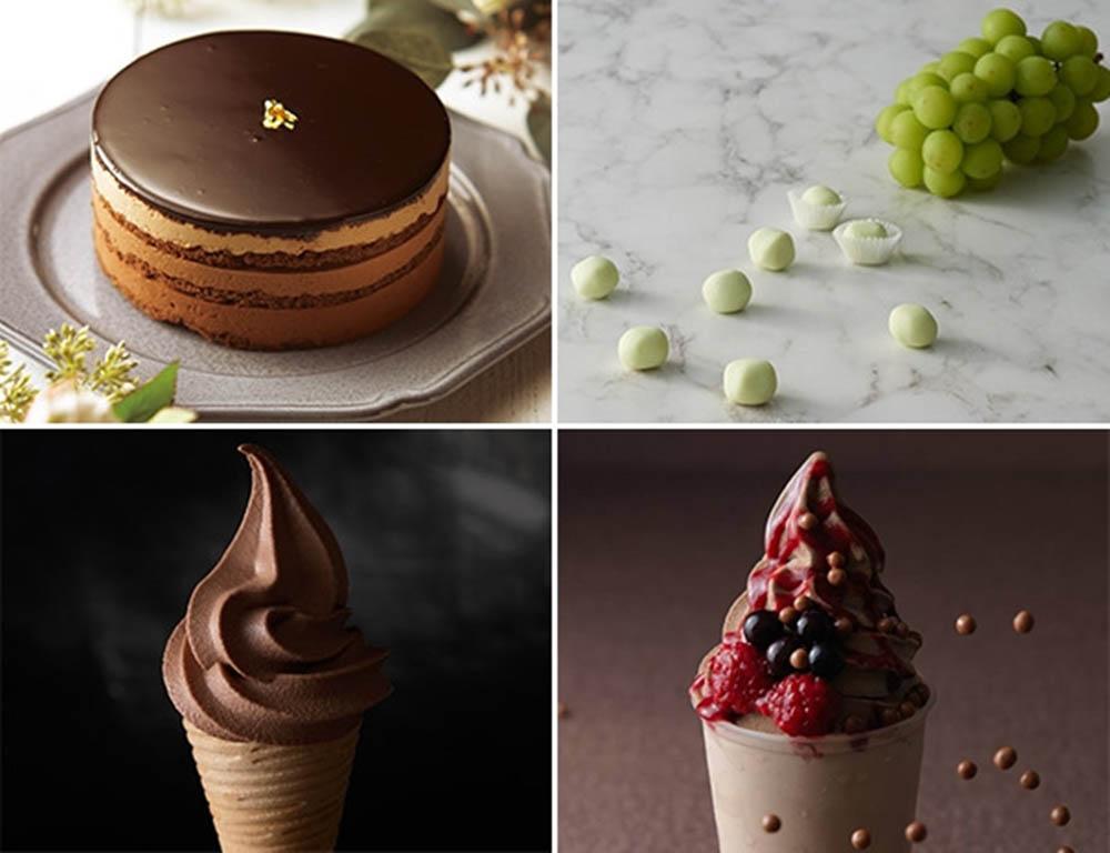 小樽LeTAO巧克力專賣店的限定商品