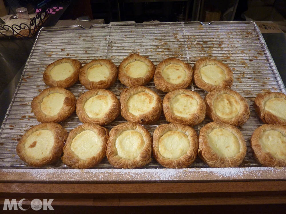 北海道小樽DANI LeTAO主打乳酪丹麥麵包