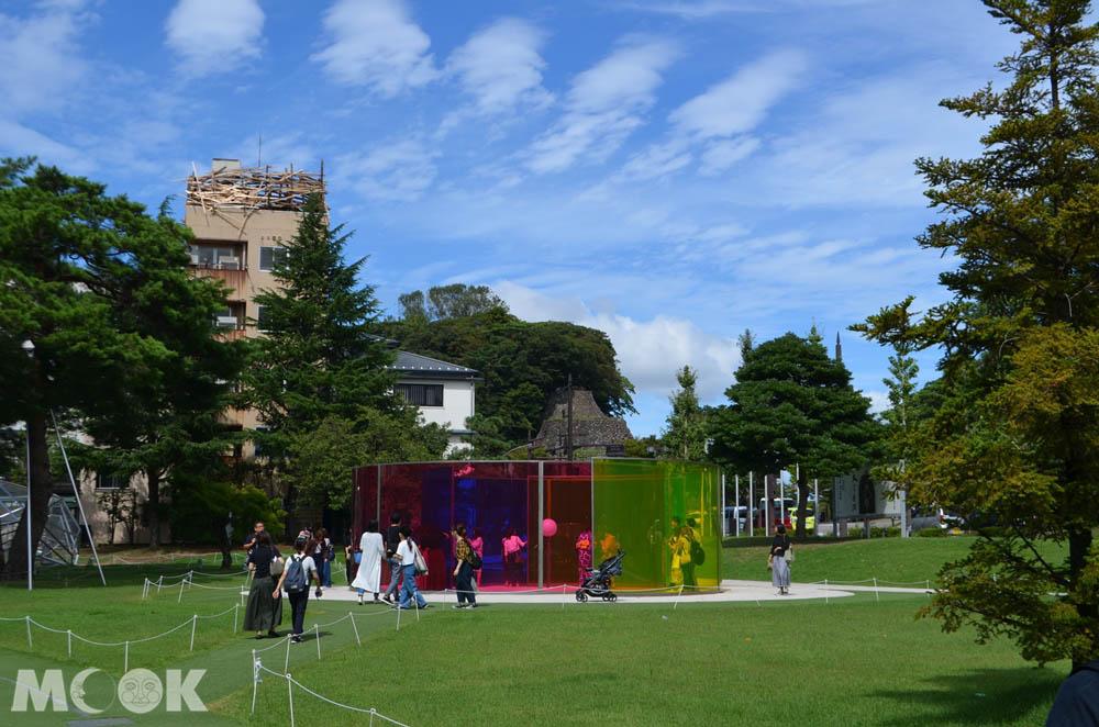 石川縣金澤21世紀美術館