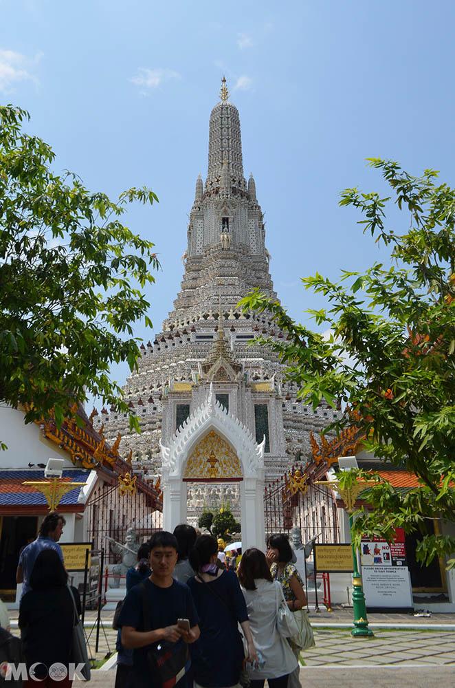 泰國 曼谷 鄭王廟 景點 昭披耶河