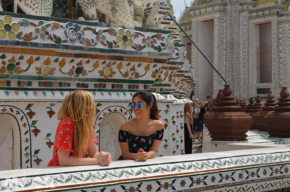 泰國 曼谷 鄭王廟 景點大乘塔