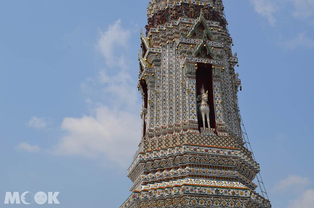泰國 曼谷 鄭王廟 景點 大乘塔