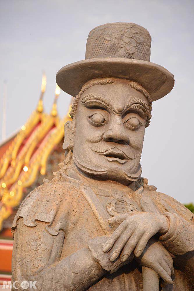 泰國 曼谷 臥佛寺 壓艙石