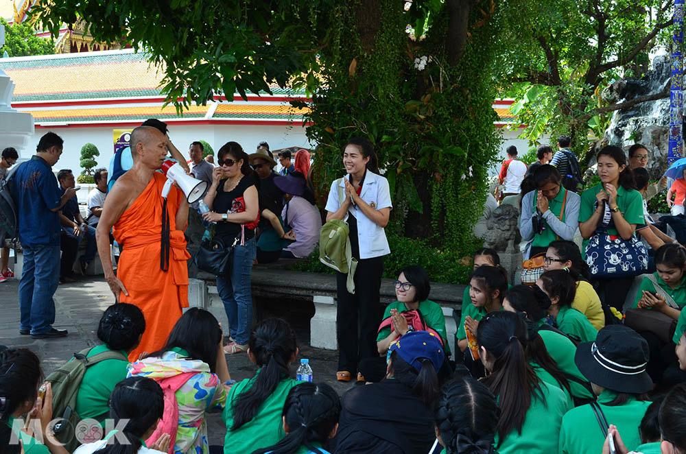 泰國 曼谷 臥佛寺