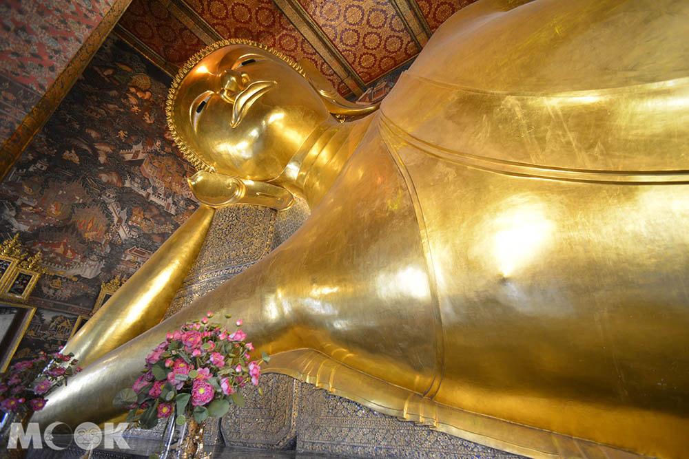 泰國 曼谷 臥佛寺 臥佛