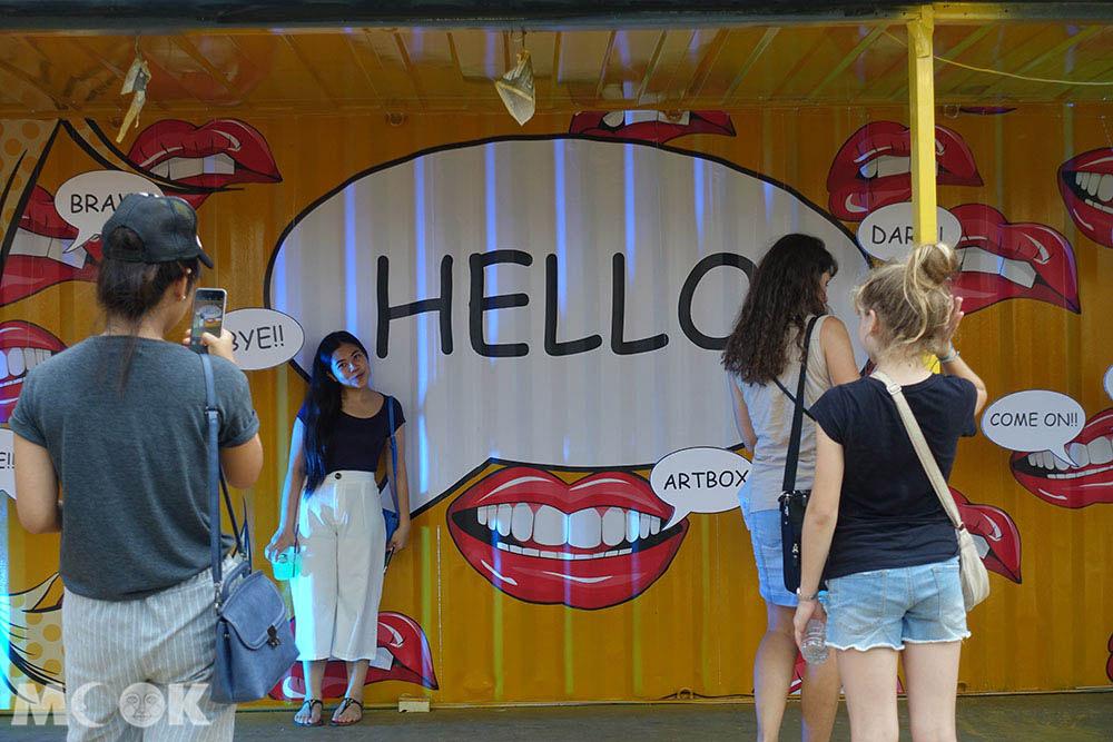 泰國 曼谷 市集 Artbox Thailand