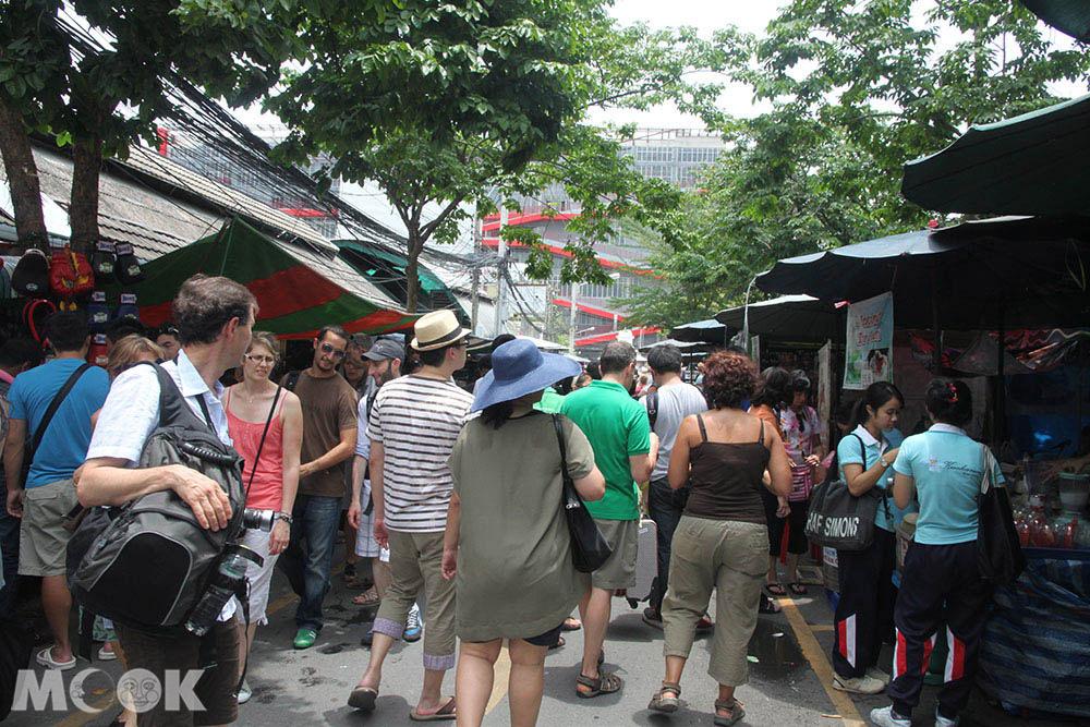 泰國 曼谷 恰圖恰 週末市集