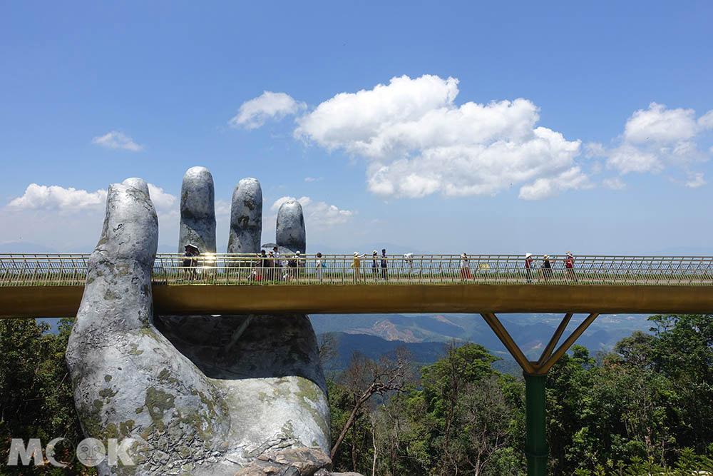 越南 中越 峴港 黃金橋