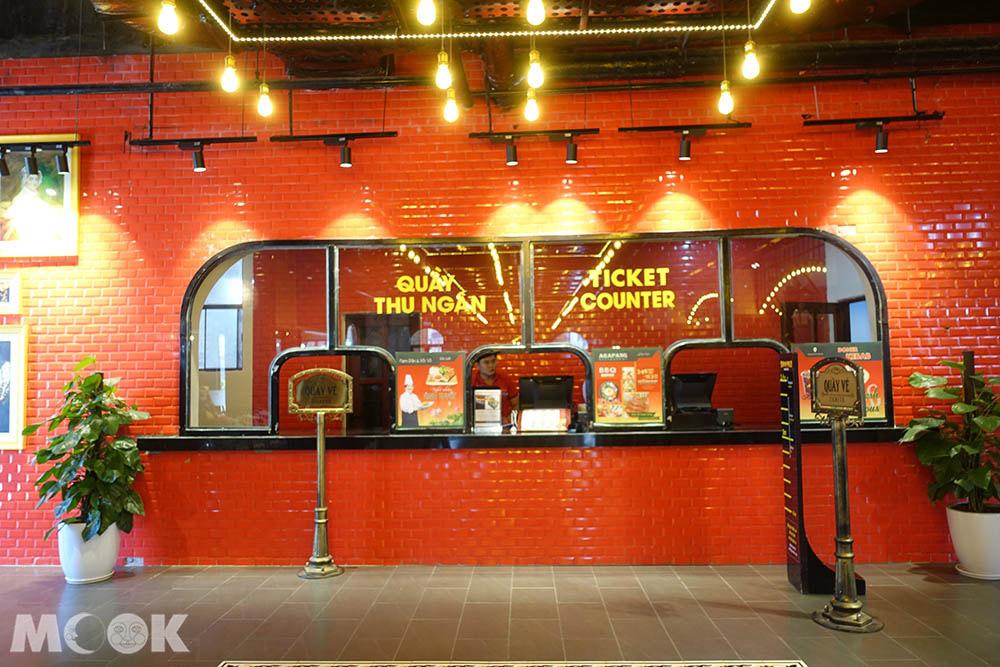 越南 中越 巴拿山 Arapang餐廳 自助餐