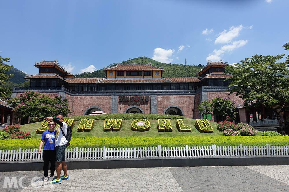 越南 中越 峴港 巴拿山 Sun World Ba Na Hills