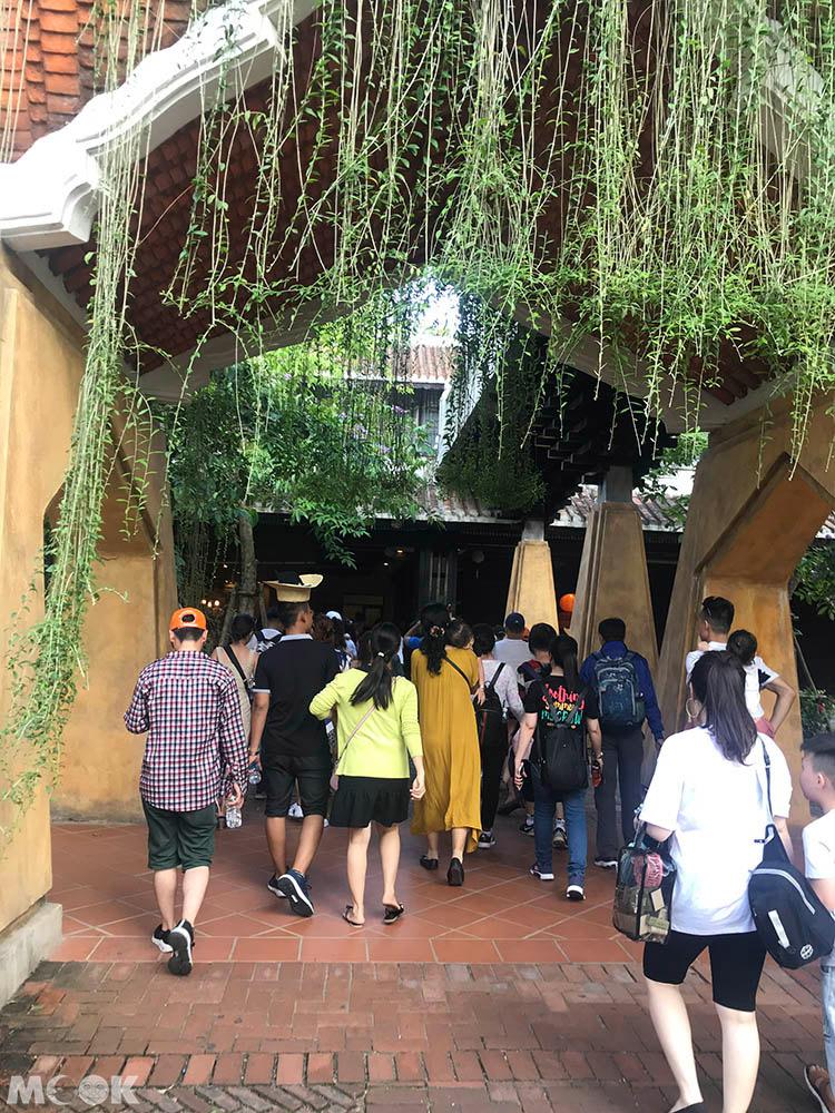 越南 巴拿山 Sun World 花園