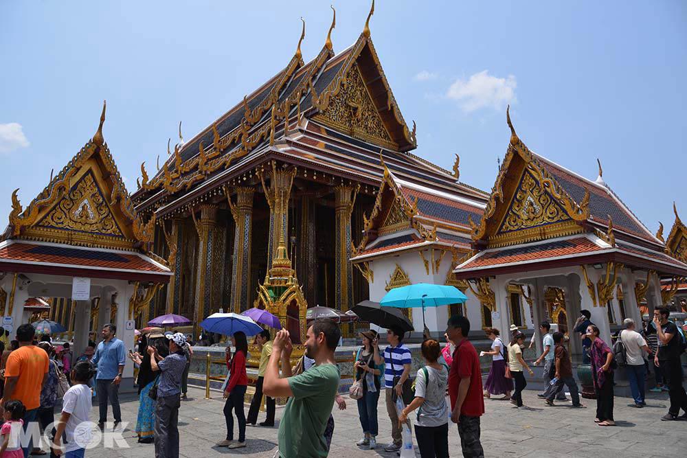 泰國 曼谷 大皇宮 玉佛寺 曼谷景點