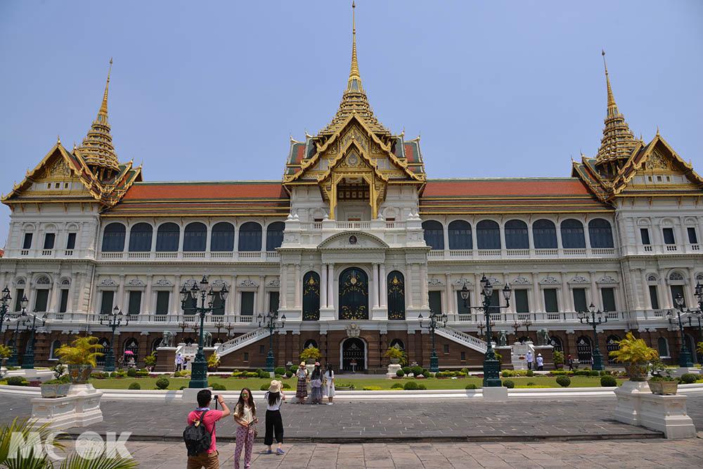 泰國 曼谷 大皇宮 節基皇殿