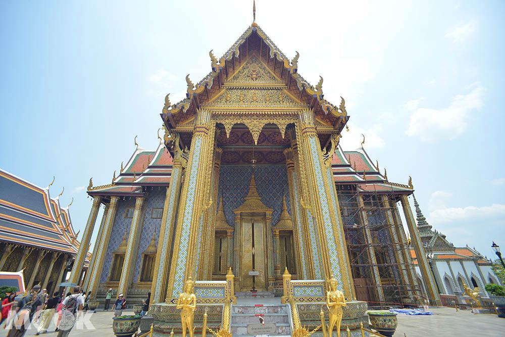 泰國 曼谷 大皇宮 玉佛寺 碧隆天神殿