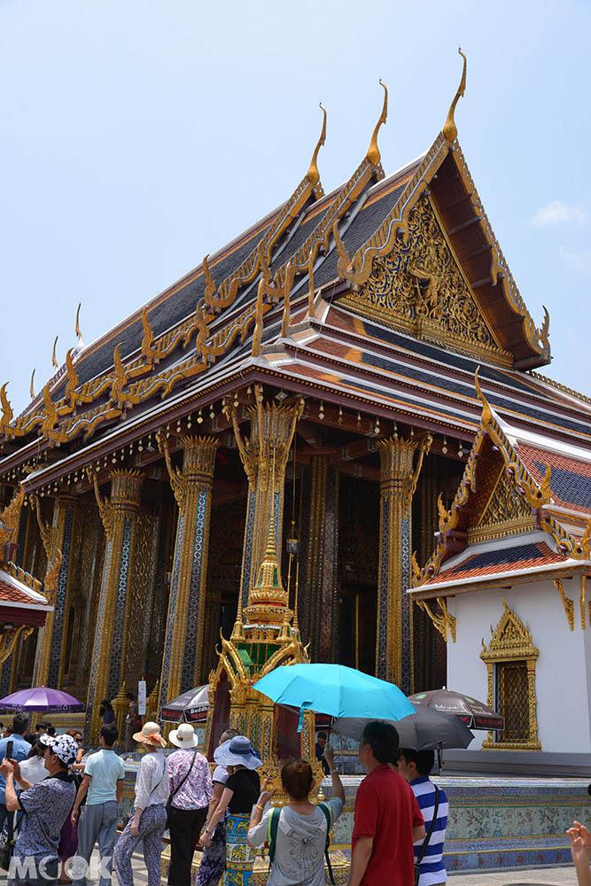 泰國 曼谷 玉佛寺 大雄寶殿