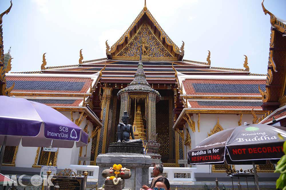 泰國 曼谷 大皇宮 玉佛寺