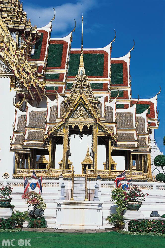 泰國 曼谷 大皇宮 阿蓬碧莫亭