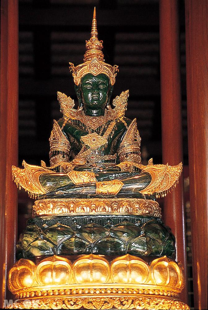 泰國 曼谷 玉佛寺 玉佛