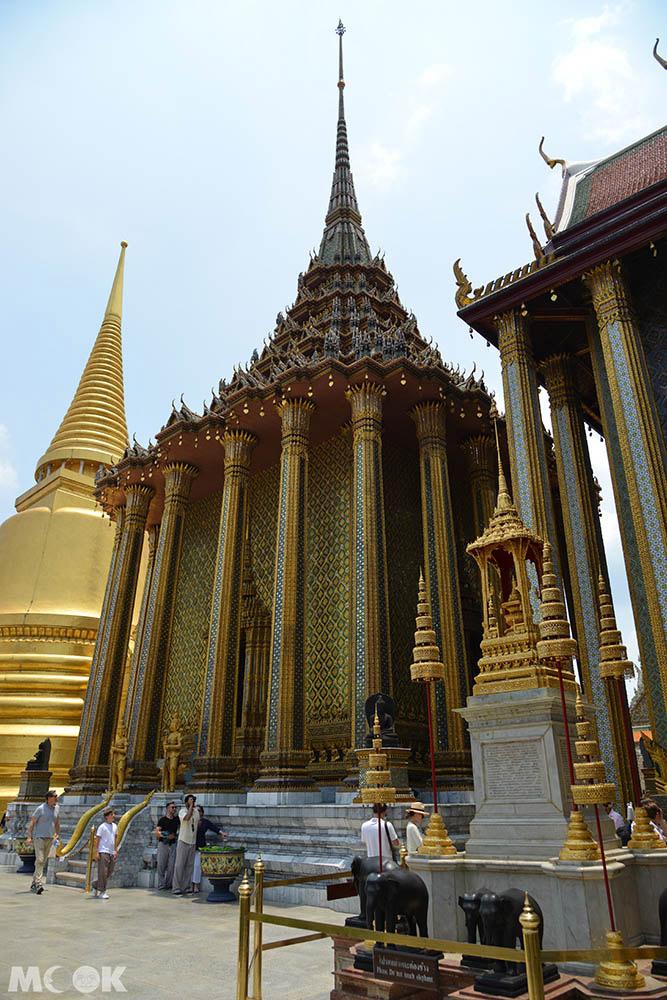 泰國 曼谷 大皇宮 玉佛寺 藏經閣