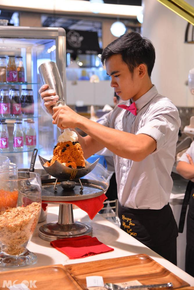 Fucheer Lounge泰式奶茶冰