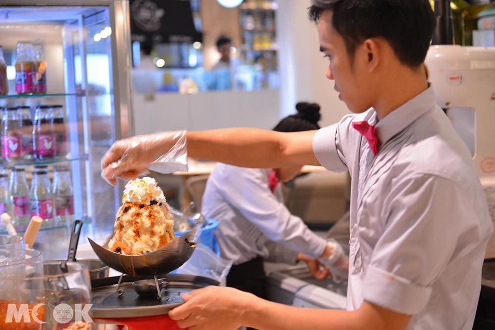 曼谷泰式奶茶甜點
