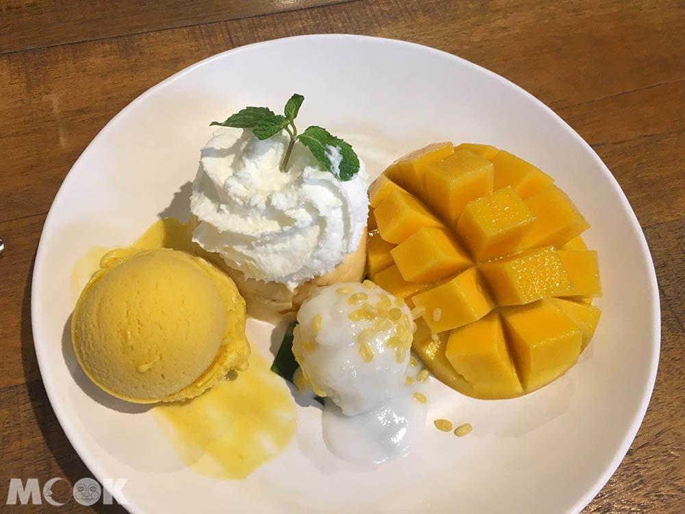 曼谷mango tango甜點