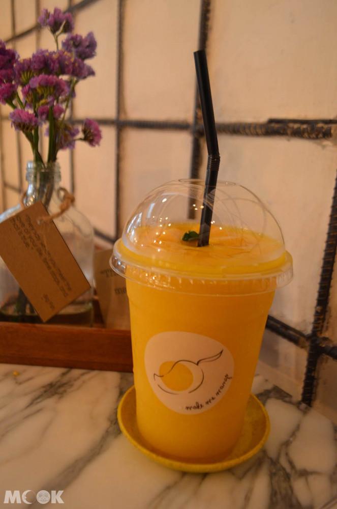 曼谷make me mango飲料