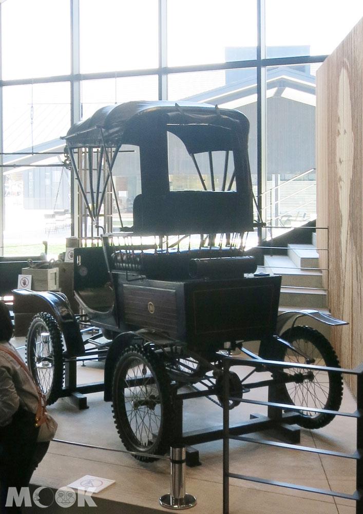 THE DANSHAKU LOUNGE展示日本第一台私人用蒸汽汽車