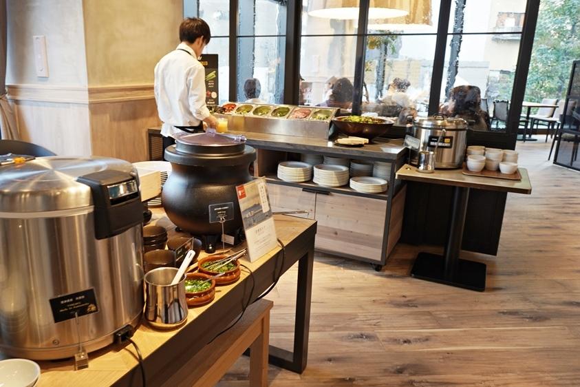 THE BLOSSOM HAKATA Premier早餐環境
