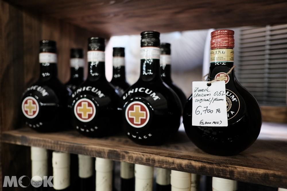 匈牙利百年草藥酒Unicum
