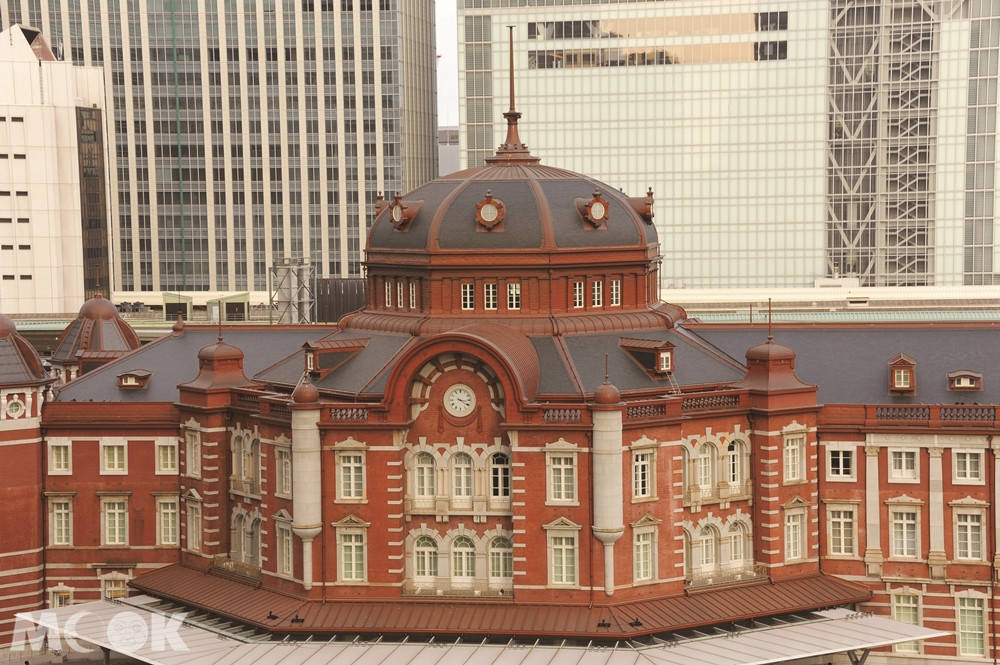 東京車站圓頂