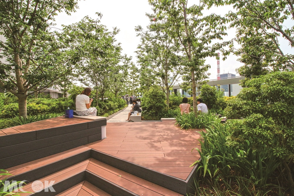 GINZA SIX Garden