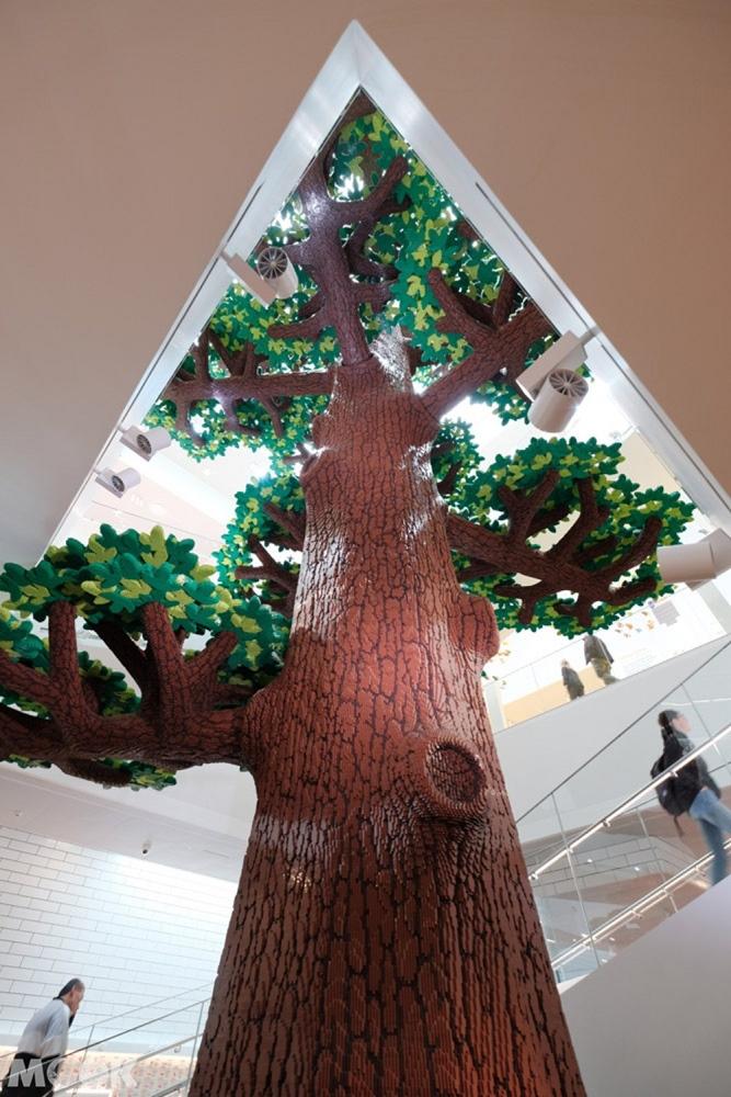 樂高之家的創造力之樹