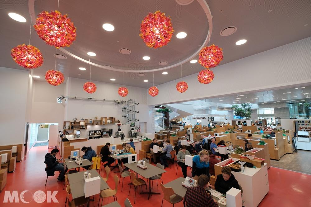 樂高之家Mini Chef餐廳內景