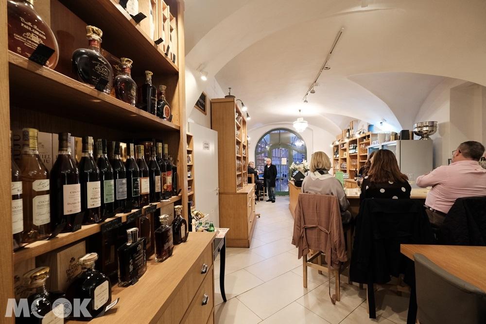 只有住在這裡的人才會知道的優雅wine bar