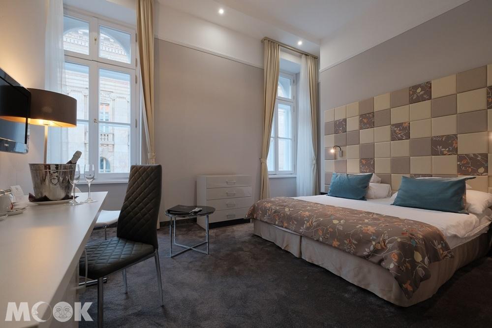 布達佩斯總統飯店雙人套房