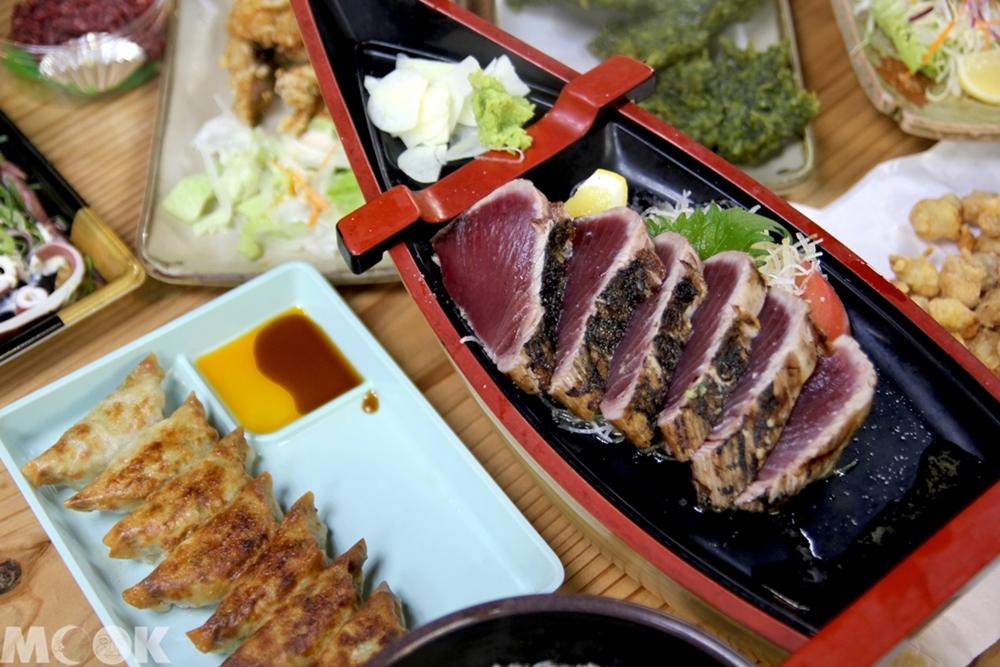 墨刻MOOK日本四國高知縣高知市炙烤鰹魚及煎餃